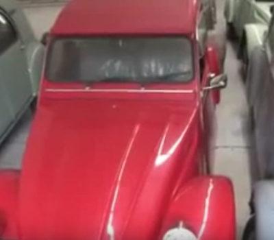 Citroën 2CV: 60 Jahre Ente