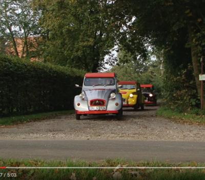Der Weg ist das Ziel – mit dem Citroën 2CV nach Belgien